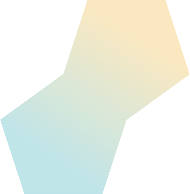 coloured pentagons