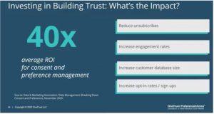 Investing in Building Trust