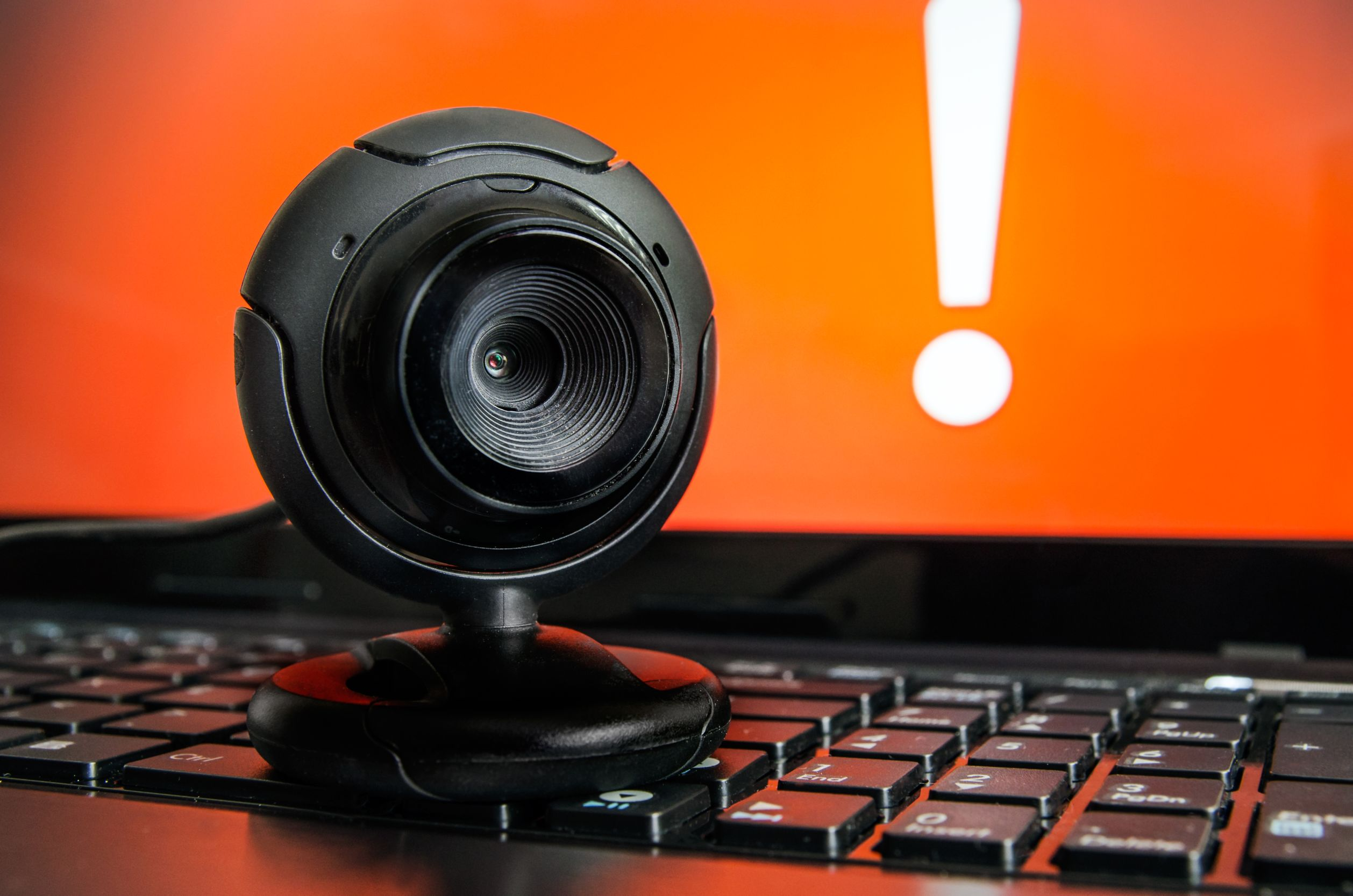 Private CCTV and Webcams hacked | Griffin House Consultancy