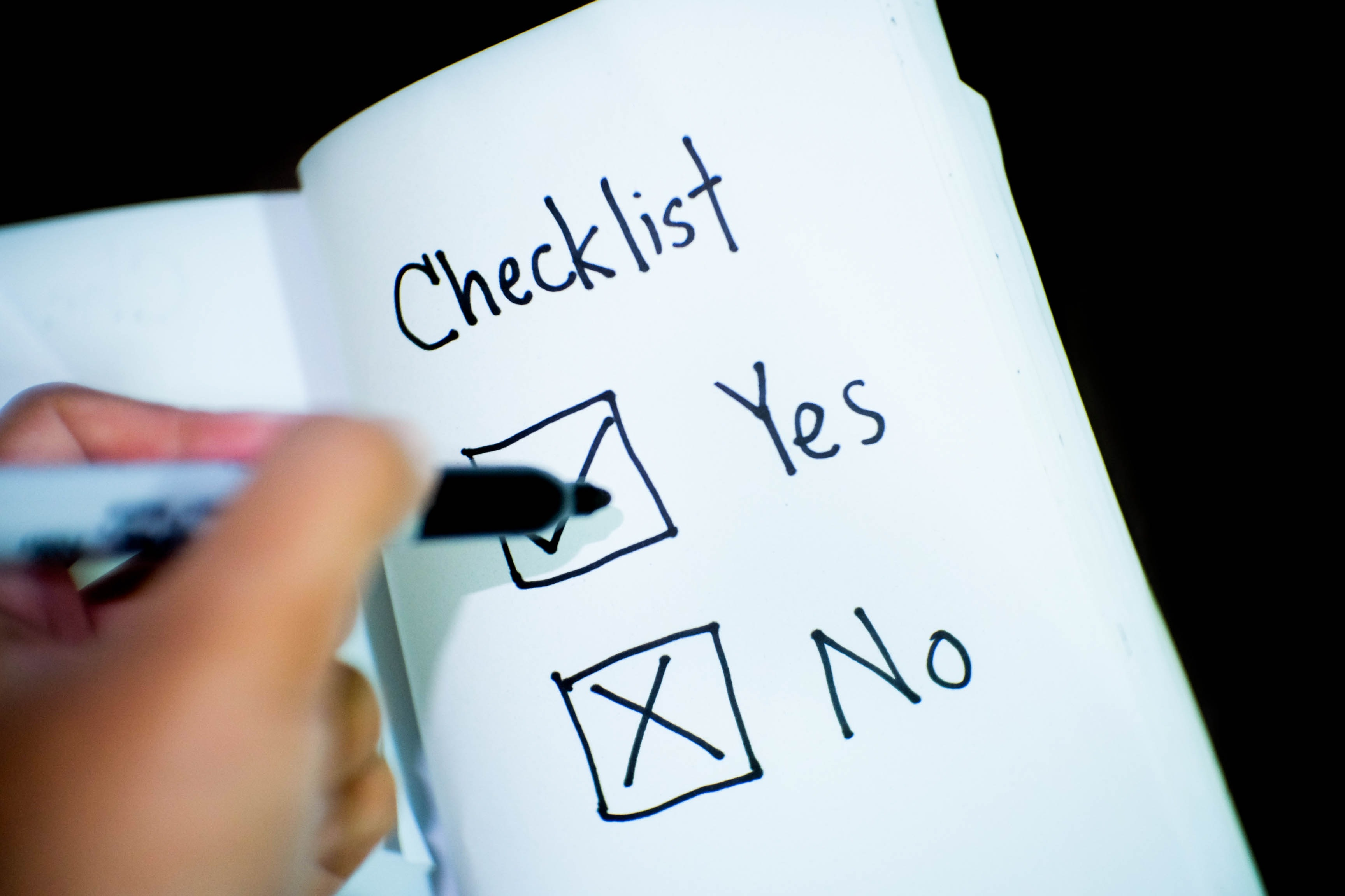 7 Self-Assessment Checklists to Help You Prepare for GDPR